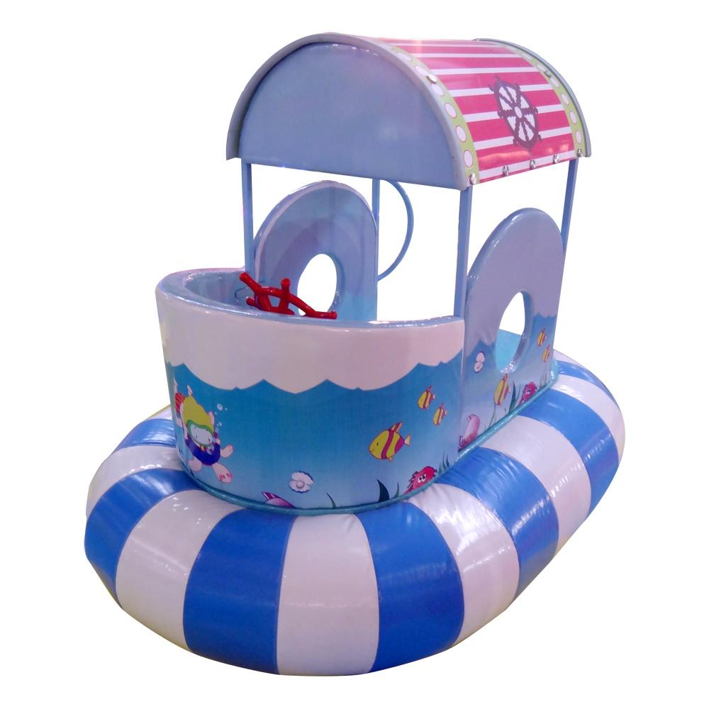 Мягкий модуль Ship для детских игровых комнат