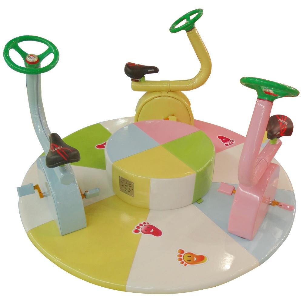Мягкий модуль Traveller для детских игровых комнат