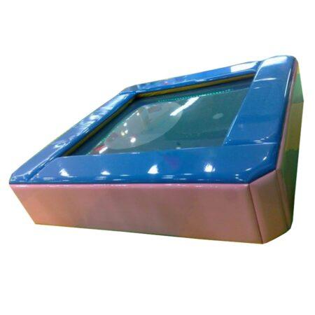 Мягкий модуль Водный батут для детских игровых комнат