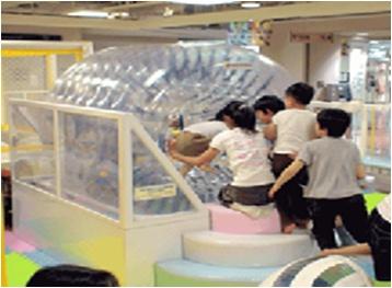 Мягкий модуль Водное колесо для детских игровых комнат