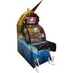 Развлекательный автомат редемпшн с выдачей билетов Big Bass Wheel