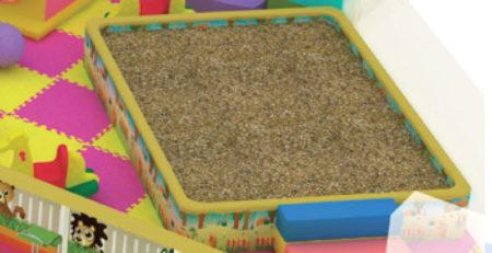 Чем полезен сухой бассейн для детей