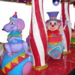 Детская карусель Цирк