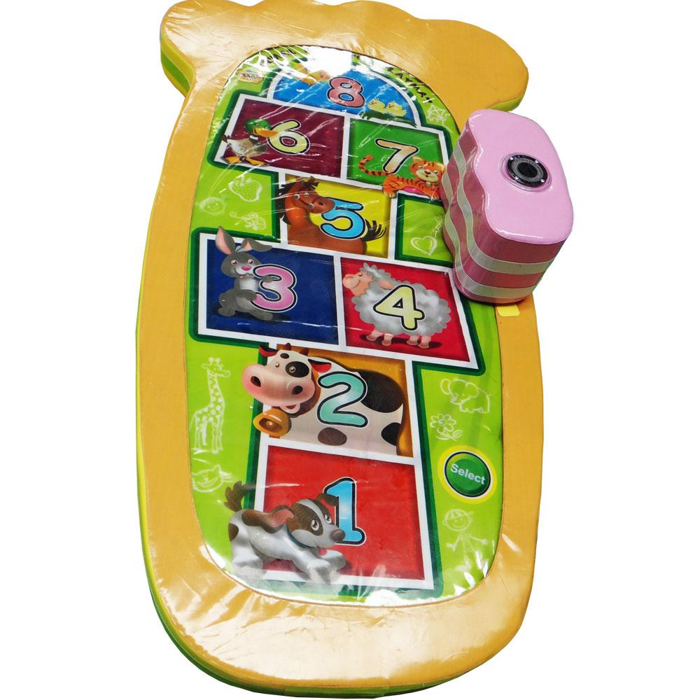 Мягкий модуль Animal Stopmint для детских игровых комнат