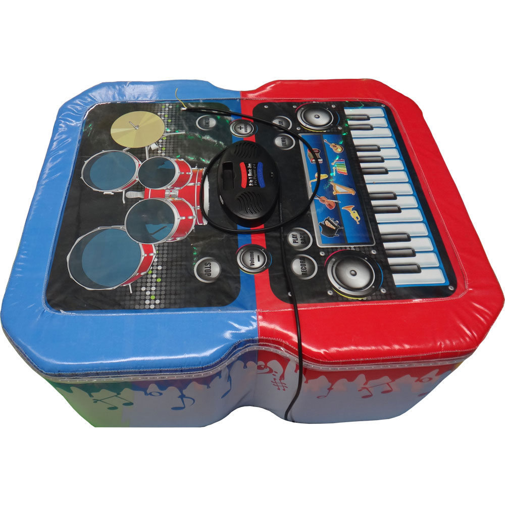 Мягкий модуль Music Box для детских игровых комнат