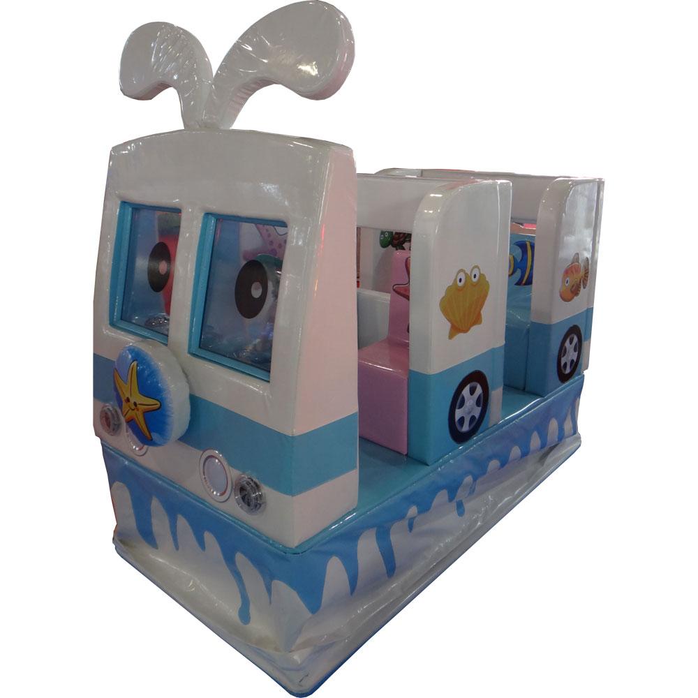 Мягкий модуль Rabbit Car для детских игровых комнат