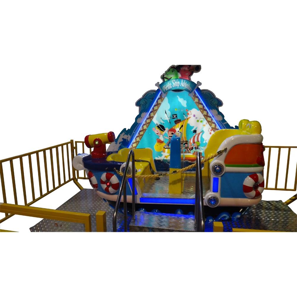 Аттракцион — детская карусель Пиратский корабль