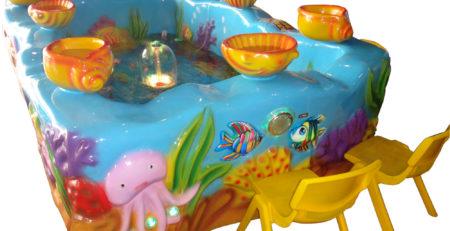 Детский аттракцион Рыбалочка: Океан 2