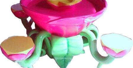 Детская песочница Роза 1