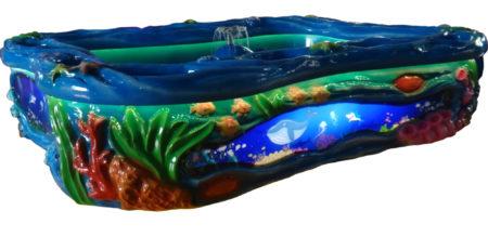 Детский аттракцион Рыбалочка: Океан 1