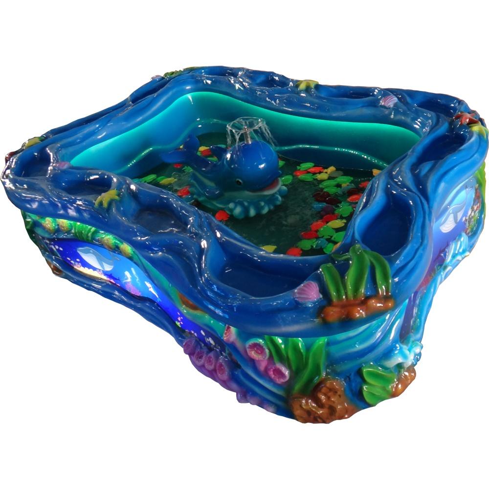 рыболовные бассейн