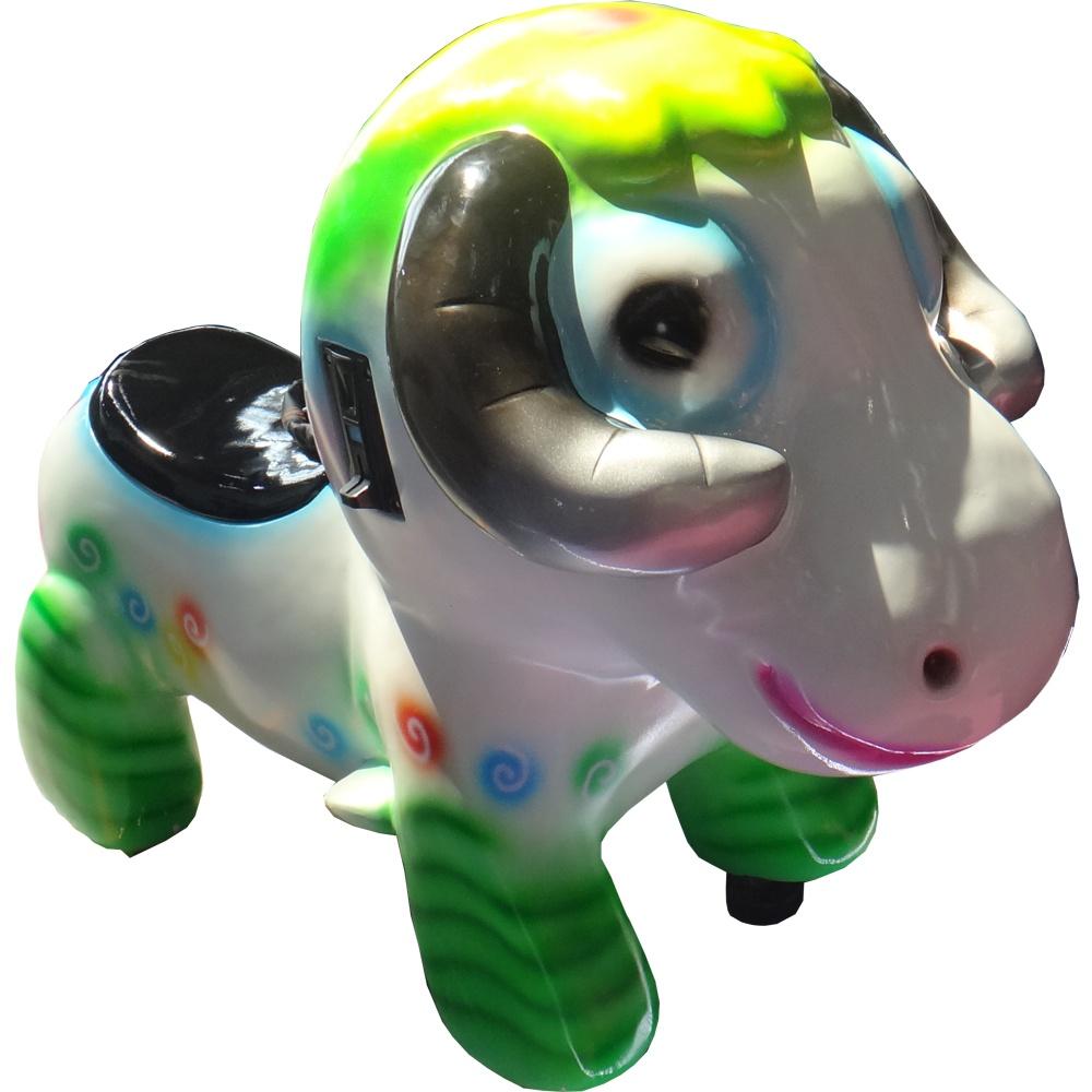 Детская интерактивная качалка Magic Sheep