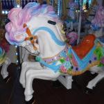Детская карусель на 12 мест Веселая карусель