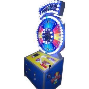 Развлекательный автомат редемпшн с выдачей билетов Spin-N-Win!
