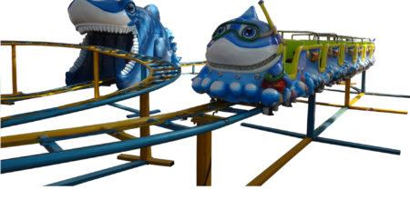 Трековый аттракцион для детей Морское путешествие