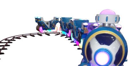 Детская железная дорога Космическая мечта