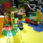 Аттракцион для детей Мягкие модули нового поколения