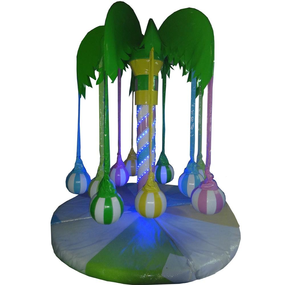 Мягкий модуль Пальма 1 для детских игровых комнат