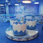Мягкий модуль для детских игровых комнат