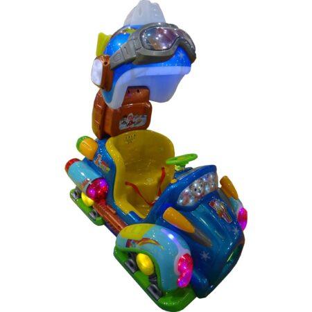Детские мини-качалки NEW Космическая машинка