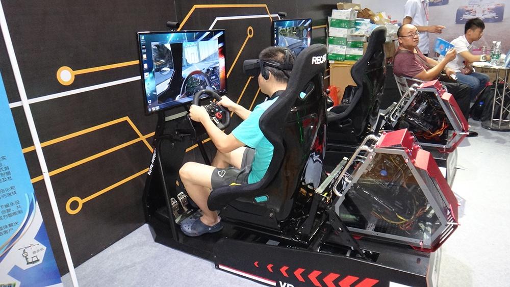 Как сделать аттракцион виртуальной реальности