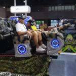 Увлекательный аттракцион нового поколения Виртуальная реальность