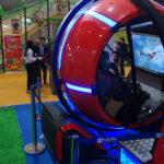 Аттракцион нового поколения Виртуальная реальность