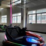 Электромобиль Супер Гонка 2 - автомашинки с бампером для автодрома