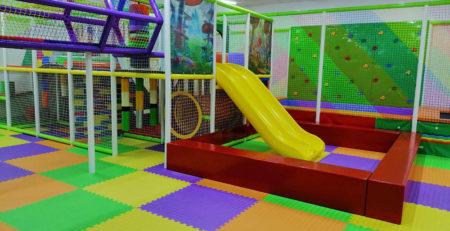 Фотогларея детских игровых комнат в Украине