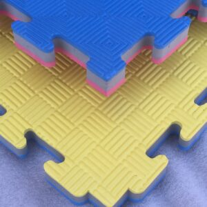 Трехслойное напольное покрытие Маты EVA