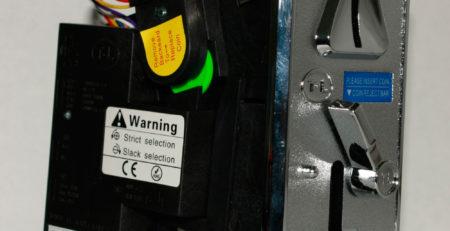Жетоноприемник - комплектующие для автоматов Redemption