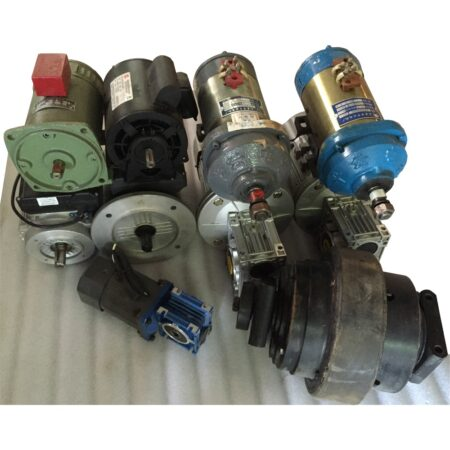 Двигатели - комплектующие для автоматов Redemption