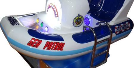 Купить качалку премиум Морской Патруль