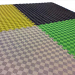 Модульное напольное покрытие Толщина 2 см