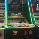 Развлекательный автомат с выдачей билетов Баскетбол Кольцо Мечты