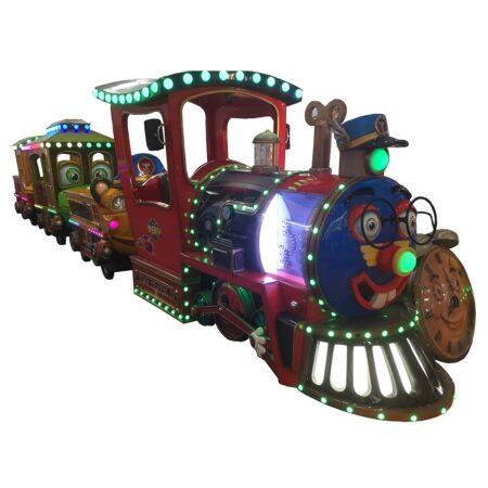 Детская железная дорога на пневмоходу Счастливый час
