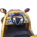 Детская железная дорога на пневмоходу Миньоны