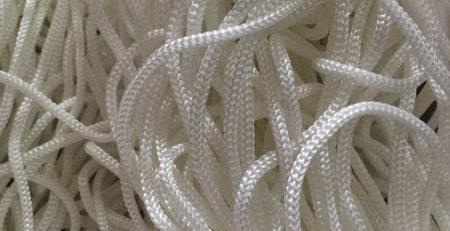 Веревка для крепления сетки - комплектующие для детских лабиринтов