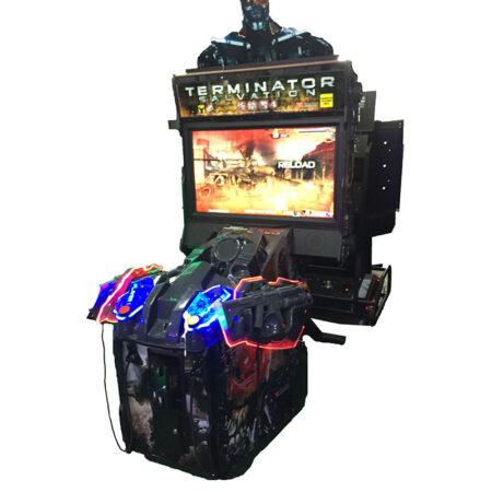 Аттракцион Симулятор стрельбы Terminator