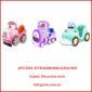 Купить Детские аттракционы-качалки серии Macaroon style на Kidsgame.com.ua