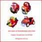 Купить Детские аттракционы-качалки серии Around the world Red на Kidsgame.com.ua