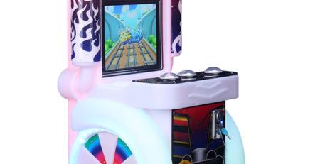 Развлекательный автомат редемпшн с выдачей билетов Music Go