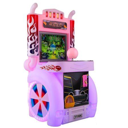 Развлекательный автомат редемпшн с выдачей билетов Temple Escape