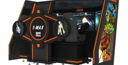 Купить Аттракцион Виртуальная реальность T-MAX в Украине