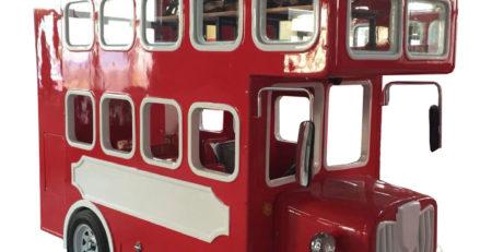 Купить Детская железная дорога на пневмоходу Red Bus в Украине