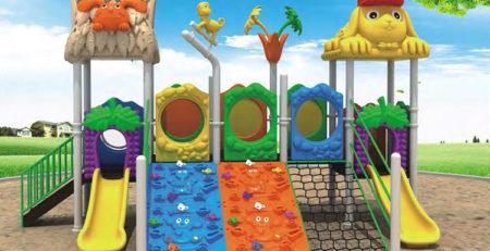Купить детскую игровую площадку для улицы 8901 в Украине