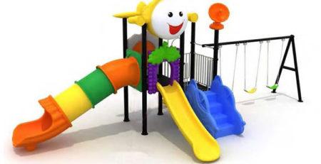 Купить детскую игровую площадку для улицы 89103 в Украине